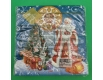 Новогодняя салфетка (ЗЗхЗЗ, 20шт) LuxyНГ В ожидании Нового года(1227) (1 пач)