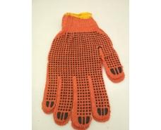 """Хозяйственные перчатки  """"Оранж"""" (12 пар)"""
