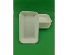 Подложка (лотки) из вспененного полистирола (222*133*33) T-3-33 (200 шт)