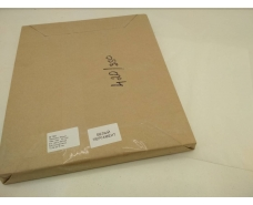 Бумага жиронепроницаемая белая  ф. 420х350  мм плотность 40 г / м2 (1 пачка)