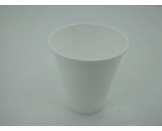Стакан для напитков 175мл белый Юнита (50 шт)