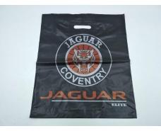"""Пакеты с вырубной ручкой(40*50)Elite """"JAGUAR""""Леоми (50 шт)"""