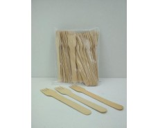 Вилка деревянная (16см)50 шт (1 пач)