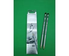 Карандаш простой набор 12шт тм. Марко raffine №7000-12СВ (1 пач)
