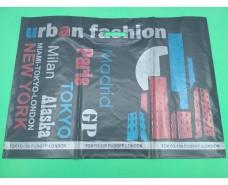 Пакет с прорезной ручкой(68*50+3)Urban fasion  большой