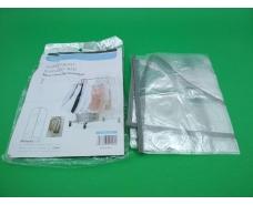 Чехлы для одежды р-р 60х137 (1 пач)