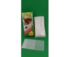 Фильтр- пакеты для чая (100шт)малый (6см*8см+4см) (1 уп.)