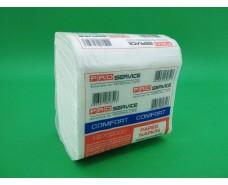 Салфетки бумажная для диспенсера, 3сложение. 250 шт PROservice Comfort (1 пач)