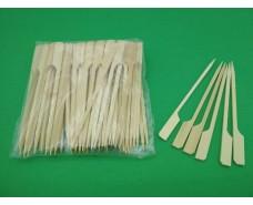 Шпажка бамбуковая Гольф  12см,100 шт (1 пач)