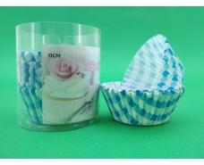 Бумажные формочки для выпечки кексов (11см) 150шт  (1 уп.)