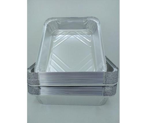 Алюминиевый контейнер для запекания SP98L 3100 млл 50 штук в упаковке