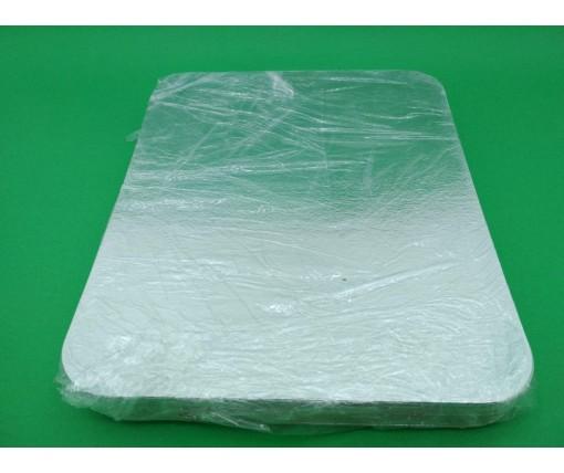 Крышка на алюминиевый контейнер на форму артикул SP98L 50 штук в упаковке