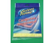 Cалфетки традиционные вискозные (Зшт) Sweet Home (1 пач)