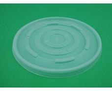 Крышка пластиковая полупрозрачная для супников(на Супная емкость Elpack) (50 шт)