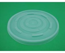 Крышка пластиковая полупрозрачная для супников(на Супная емкость Elpack) (500 шт)
