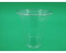 Стакан одноразовый РЕТ300 плотный, прозрачный, 300мл (50 шт)