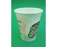 Стакан бумажный для кофе и чая 250 мл №2 Детские  (50 шт)