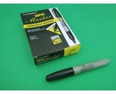 Перманентный маркер 1.0 mm тм Hongbei код99000 (12 шт)