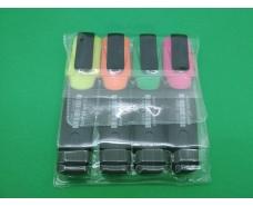 Текстовыделитель набор 4цв Sultani ST4583-4 (1 пач)