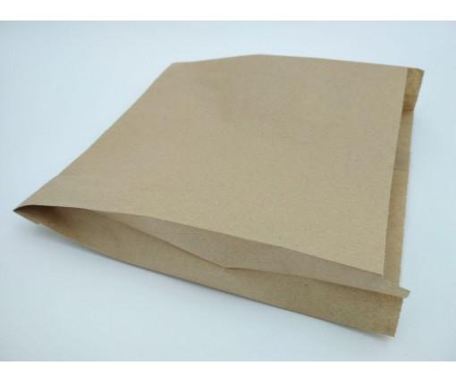 Пакет бумажный 22/6*21  коричневый (1000 шт)