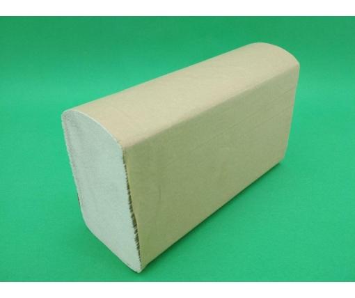Бумажное полотенце ZZ серое(220*230) Каховинка (1 пачка)