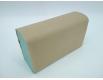 Бумажное полотенце ZZ  зеленое (220*230) Каховинка (1 пач)