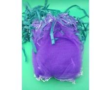 Сетка капрон  2 кг фиолетовая (50 шт)