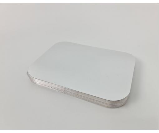 Крышка из картона ламинированного на контейнер SP86L 50 шт  (1 пачка)