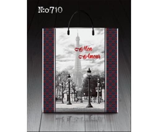 """П/э пакет- *пластик  СБ """"Мон амур"""" (710) (10 шт)"""