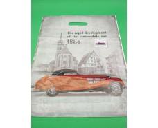 Пакет с прорезной ручкой (35*45)