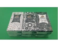 Бумажный  носовой платок  3х слойный (Без аромата) Одесса (6 шт)