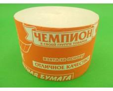 Туалетная бумага Чемпион Оранж (14,5/10,0) (6 рул)