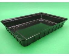 Упаковка для суши ПС-61 Черная  27,5*19,5*40 (50 шт)