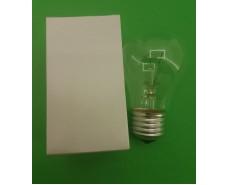 Лампа прозрачная