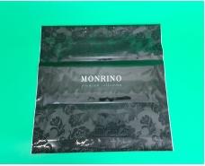 """Пакет с пластиковой ручкой  """"Монрино""""  без ручки (10 шт)"""
