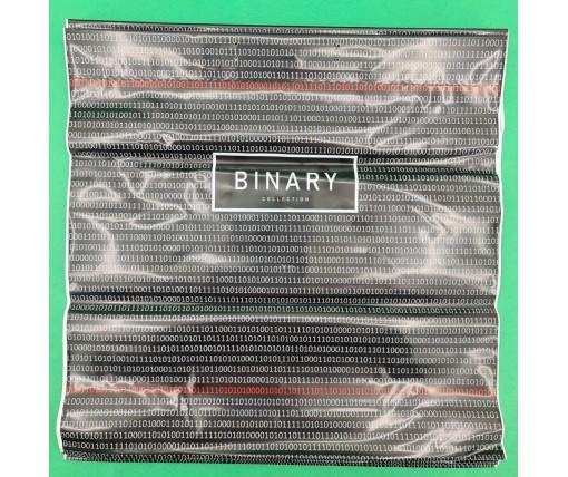 """П/э пакет- *пластик б """"Бинари""""783 (10 шт)"""
