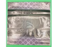 """Полиэтиленовый пакеты с пластиковой ручкой""""Талли"""" без ручки (10 шт)"""