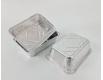 Контейнер из пищевой алюминиевой фольги прямоугольный 1300 мл SP74L 100 штук  (1 пачка)