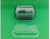 Крышка PET на алюминиевый контейнер SP24L 100 штук (1 пачка)