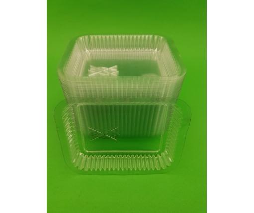 ᐉ Крышка на контейнер алюминиевый 100шт На форму артикул SP44L (1 пач)