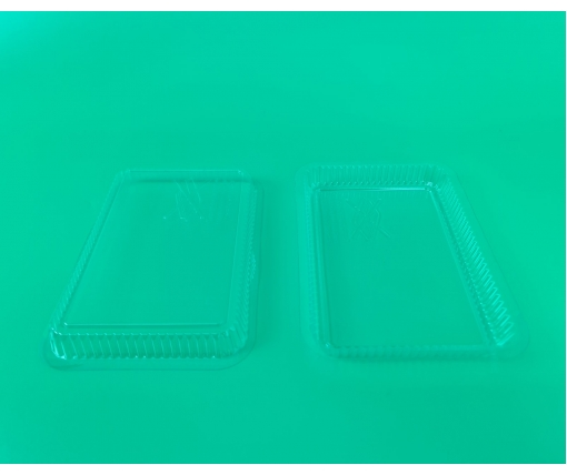 ᐉ Крышка на контейнер алюминиевый 100шт На форму артикул SP74L/SP64L (1 пач)