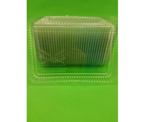 Крышка на контейнер алюминиевый 100шт На форму артикул SP62L