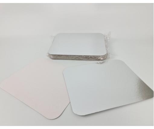 ᐉ Крышка на контейнер алюминиевый 100шт На форму артикул SP84L (1 пач)