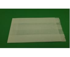 Жиростойкий пакет бумажный 10/5*20 Белый (1000 шт)