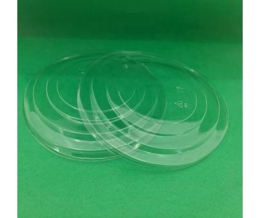 Крышка РЕТ для салатника 1300мл (50 шт)