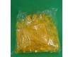 Вилка одноразовая пластиковая для фруктов Юнита Желтая (250 шт)