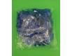 Вилка одноразовая пластиковая для фруктов Юнита Синяя (250 шт)