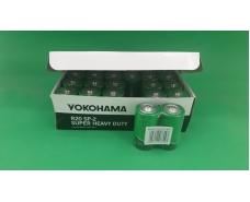 Батарейка Yokohama ( R20) (Б-2) (2 шт)