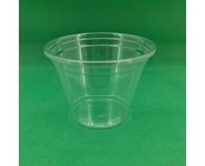 Стакан одноразовый РЕТ 180 мл  плотный, прозрачный, (50 шт)