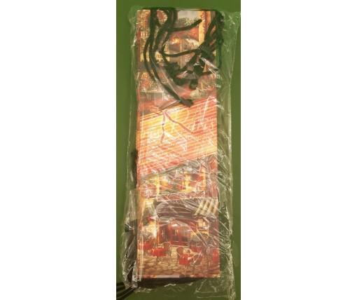 Пакет бумажный бутылочный 12/9/36(артBUT-71) (12 шт)